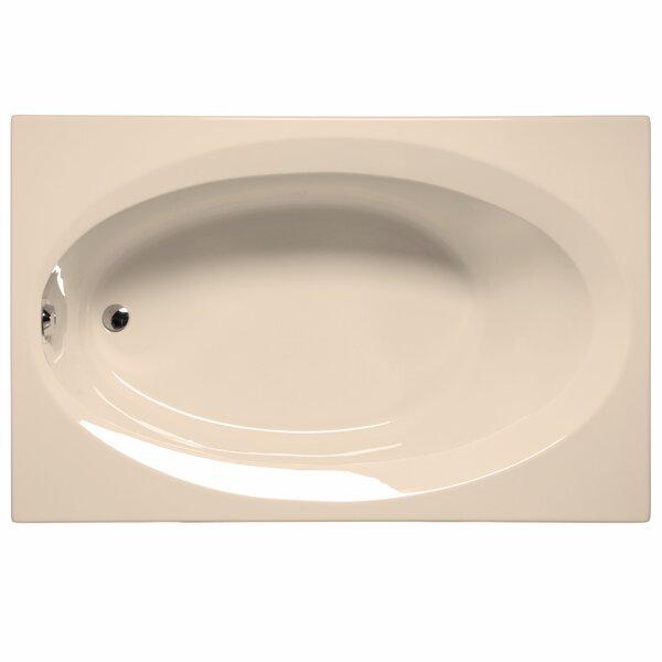 Delray 72 x 42 Air/Whirlpool Bathtub by Malibu Home Inc.