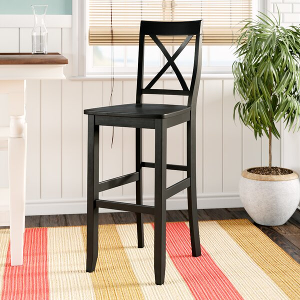 Neihart 30 Bar Stools (Set of 2) by Beachcrest Hom