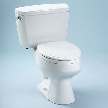 Carusoe Elongated Toilet by Toto
