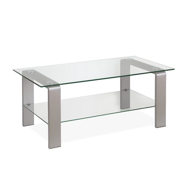 Hollingsworth Coffee Table by Orren Ellis