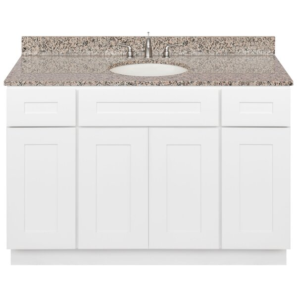Strasser 48 Single Bathroom Vanity Set by Winston Porter