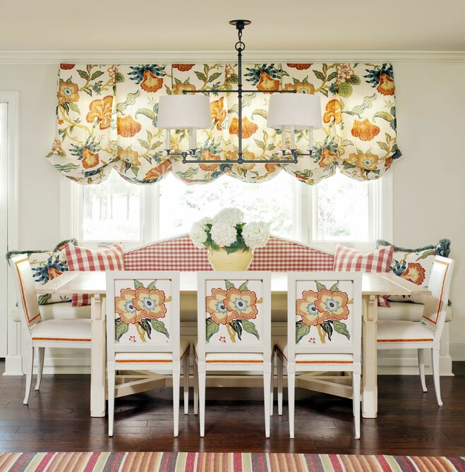Key Interiors By Shinay Country Dining Room Design Ideas: The Ultimate Guide To Country-Cottage Style