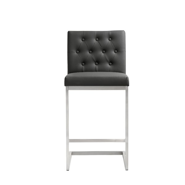 Borough Park 25.9 Bar Stool (Set of 2) by Orren Ellis