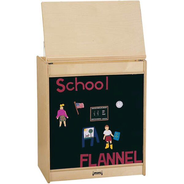 Thrifty KYDZ Folding Board Easel by Jonti-Craft