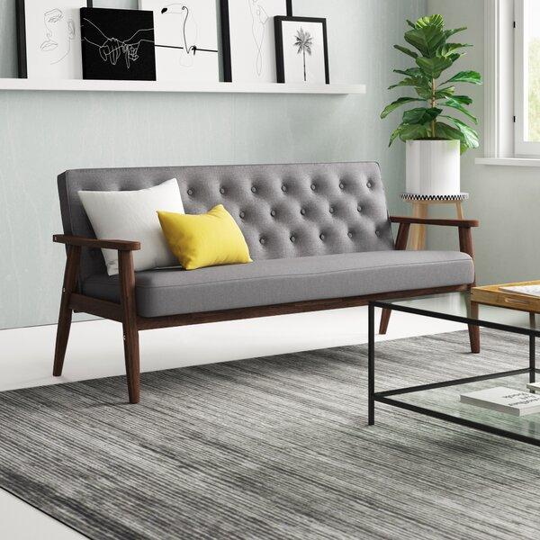 Zoee 3 Seater Sofa by Zipcode Design
