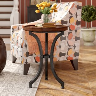 Find for Mcpherson Chairside Table By Darby Home Co