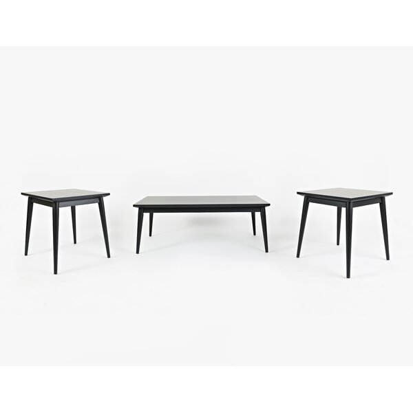 Monica 3 Piece Coffee Table Set by Corrigan Studio
