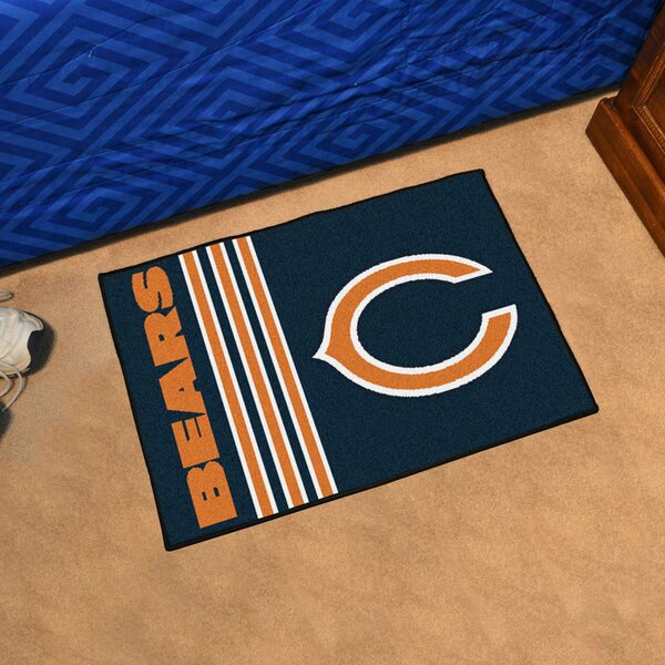 NFL - Chicago Bears Starter Doormat by FANMATS