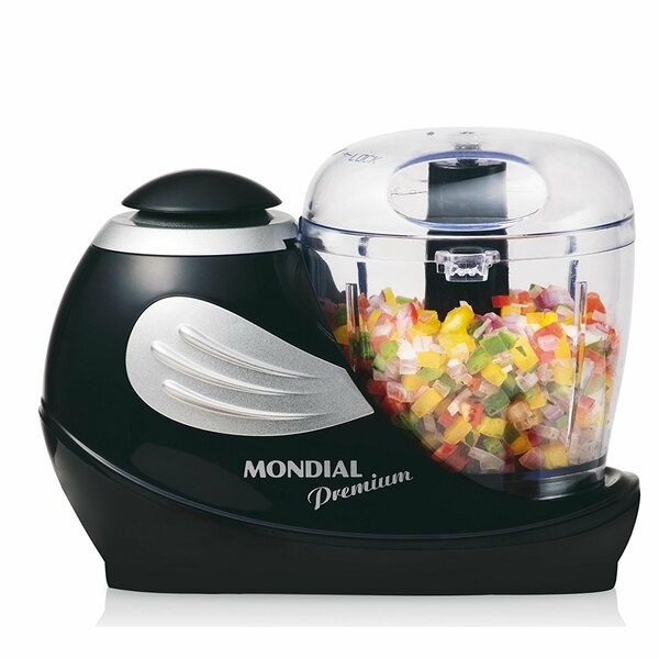1.5-Cup Food Processor by Mondial