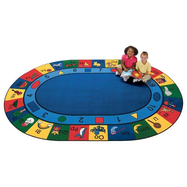Emerado Blocks of Fun Area Rug by Zoomie Kids