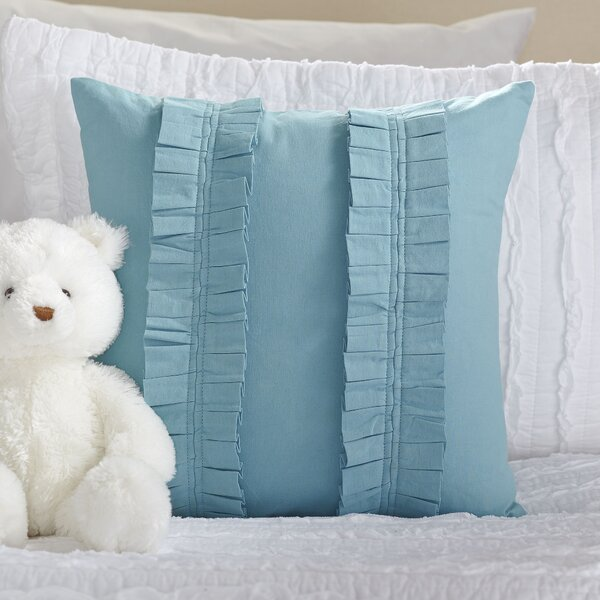 Pleated Perfection Pillow Cover by Birch Lane™