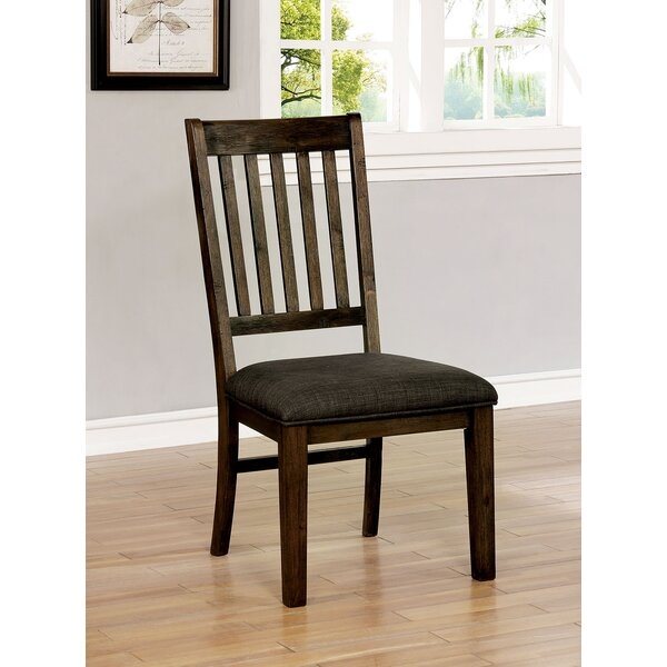 Lockman Dining Chair (Set of 2) by Millwood Pines