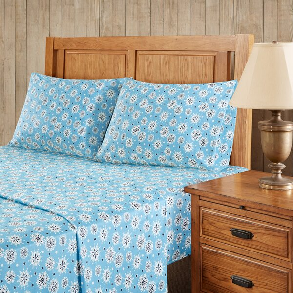 Snowflakes Sheet Set by Madison Park Essentials