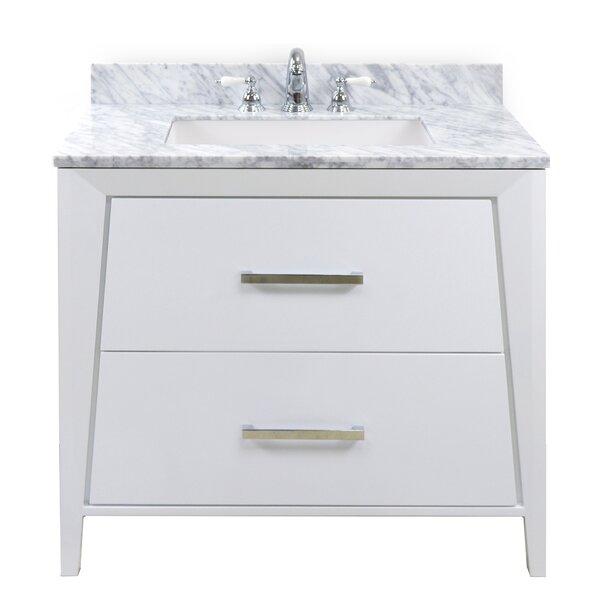 Vanmatre 36 Single Bathroom Vanity Set by Wrought Studio
