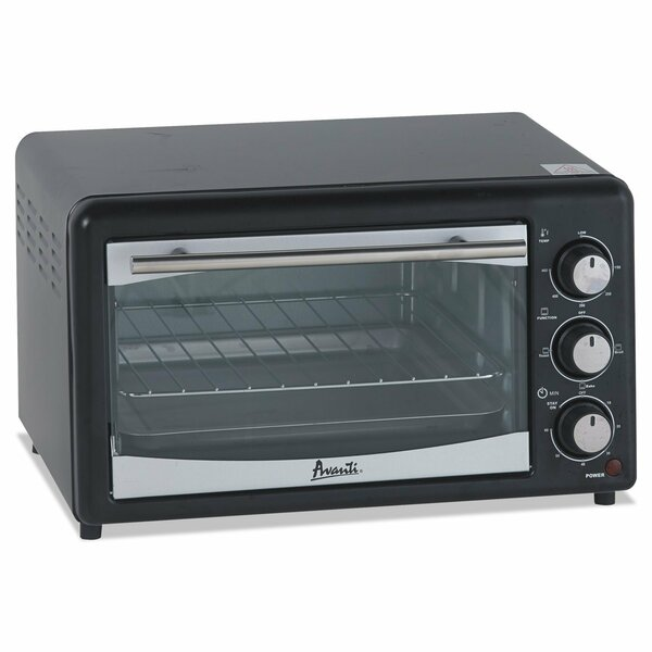 0.6 Cu. Ft. Rotary Control Toaster by Avanti Products