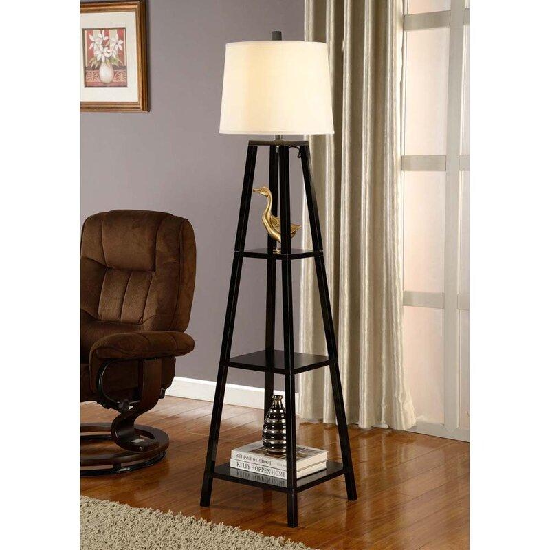 Artiva usa elliot 63 floor lamp reviews wayfair elliot 63 floor lamp mozeypictures Image collections