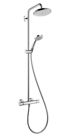 Croma 220 Diverter Shower Faucet by Hansgrohe