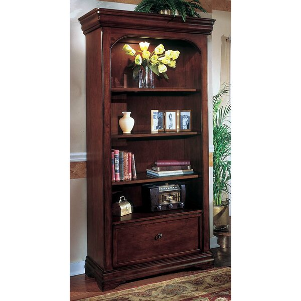 Flannagan Standard Bookcase by Three Posts