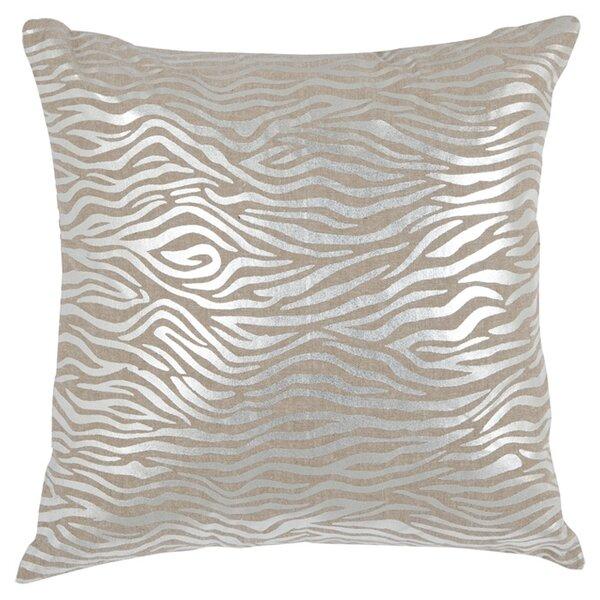 Demi Linen Throw Pillow (Set of 2) by Safavieh