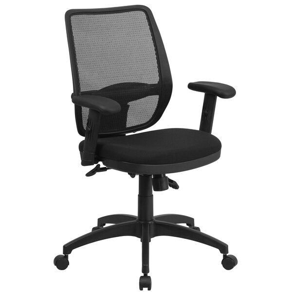 Mid-Back Mesh Desk Chair by Flash Furniture