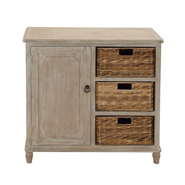 Basket Accent Cabinet By Cole & Grey