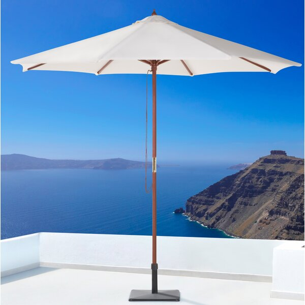 2.5m Beauly Market Parasol by Home & Haus