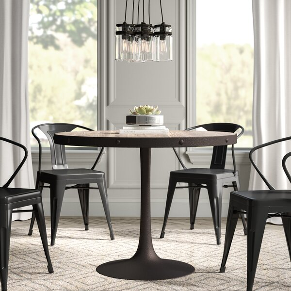 Amherst Industrial Dining Table by Greyleigh