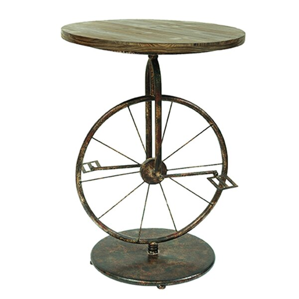 Sierra End Table by Crestview Collection