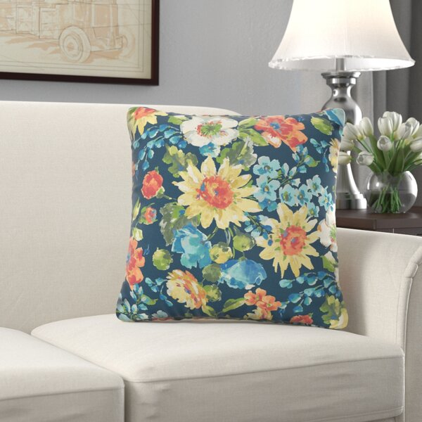 Reagle Indoor/Outdoor Throw Pillow (Set of 2) by Charlton Home