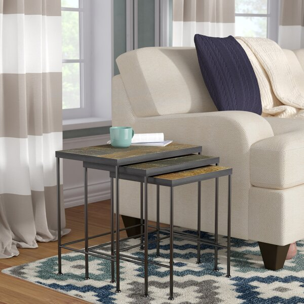 Mcdavid 3 Piece Nesting Tables By Alcott Hill