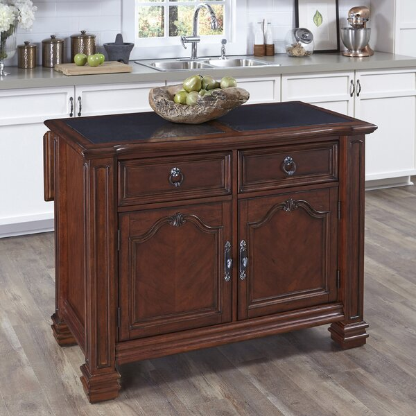 Plains Kitchen Island by Astoria Grand