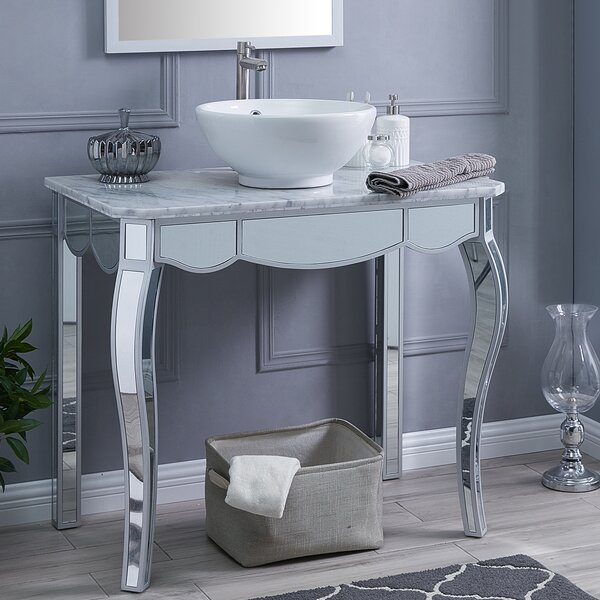 Viens 6 Single Bathroom Vanity by House of Hampton