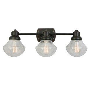 Purchase Ehrhardt 3-Light Vanity Light By Ivy Bronx