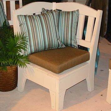 Westport Corner Chair by Uwharrie Chair