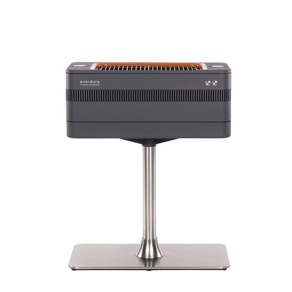 Fusion Electric Ignition Charcoal Grill by Everdure by Heston Blumenthal
