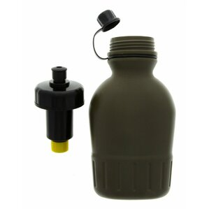 Portable Canteen with Advanced Water Filter by Seychelle