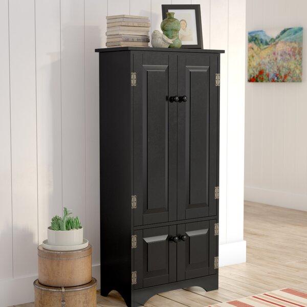 Abernathy 4 Door Accent Cabinet