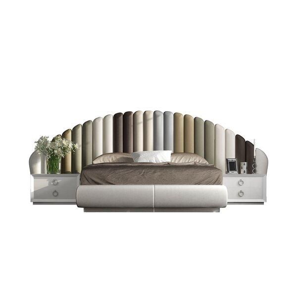 Jerri Standard 3 Piece Bedroom Set by Everly Quinn