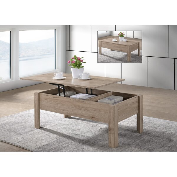 Chickerell Lift Top Coffee Table with Storage by Ebern Designs
