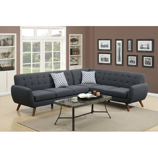 Cowart Sectional by George Oliver
