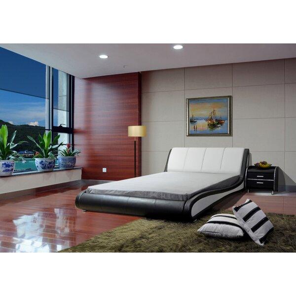 Leventhal Upholstered Platform Bed by Orren Ellis
