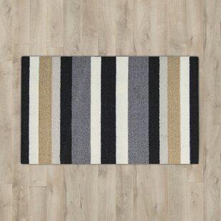 Looking for Nesmith Black/Gray Area Rug ByAndover Mills