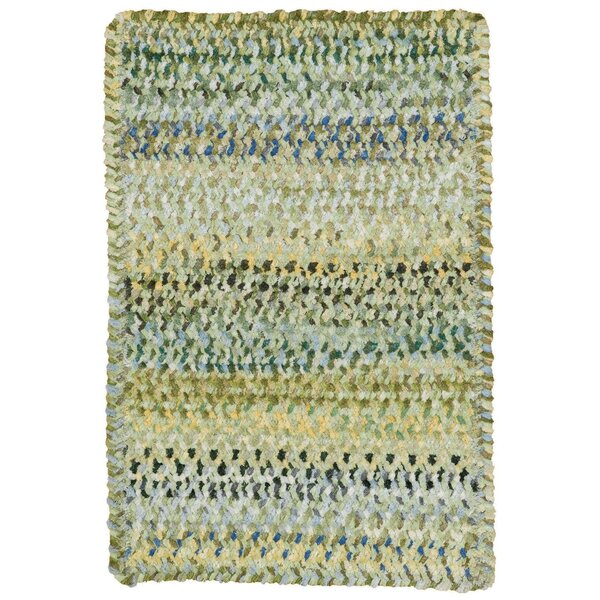 Wilhelmine Pale Green Area Rug by August Grove