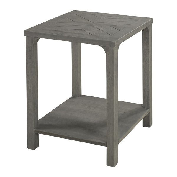 Schrimsher End Table By Gracie Oaks