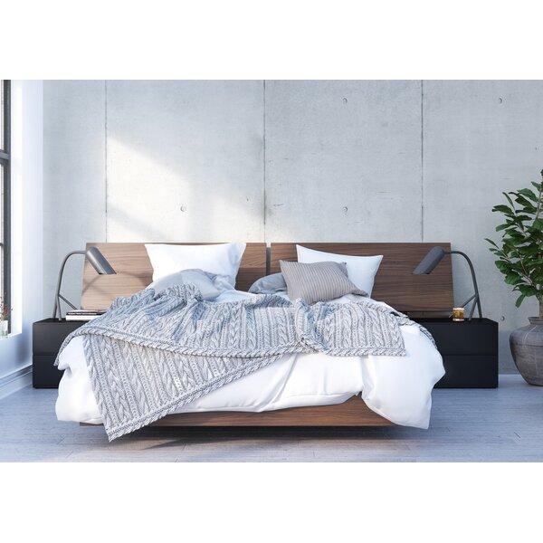 Alianna Platform Configurable Bedroom Set by Union Rustic