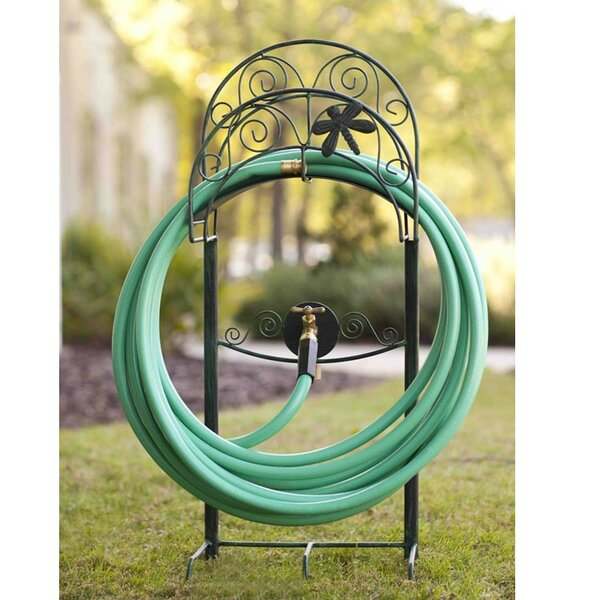 Dragon Fly Steel Hose Reel by Liberty Products