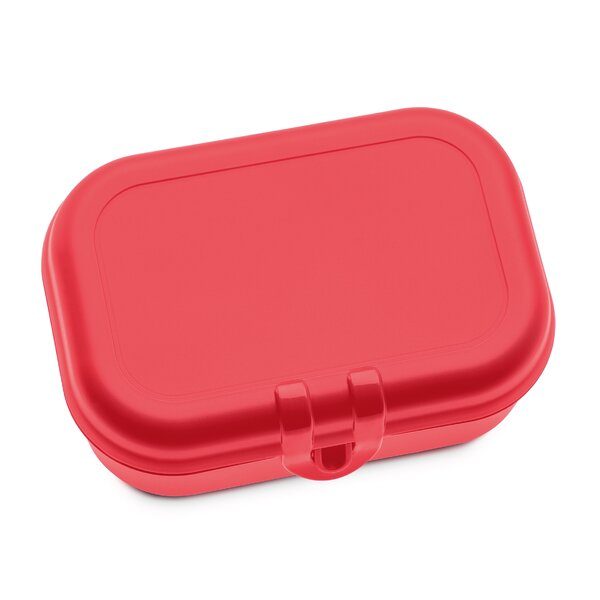 Lunch Solid Bread Box by Rebrilliant