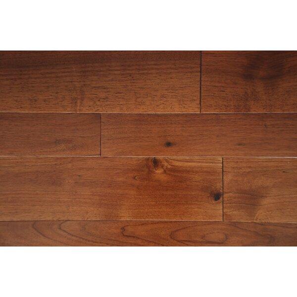 Somerset 3-1/2 Solid Walnut Hardwood Flooring in Walnut by Alston Inc.