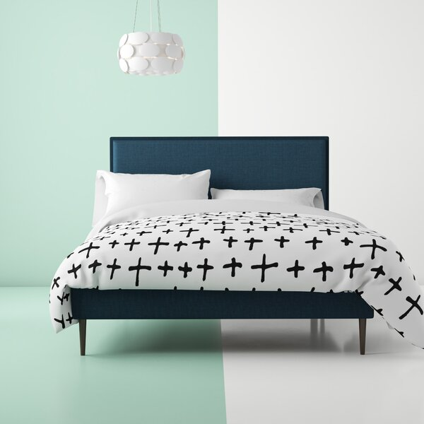 Winsett Upholstered Platform Bed By Hashtag Home #2