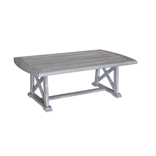 Jessica Casual Outdoor Dining Table by Gracie Oaks